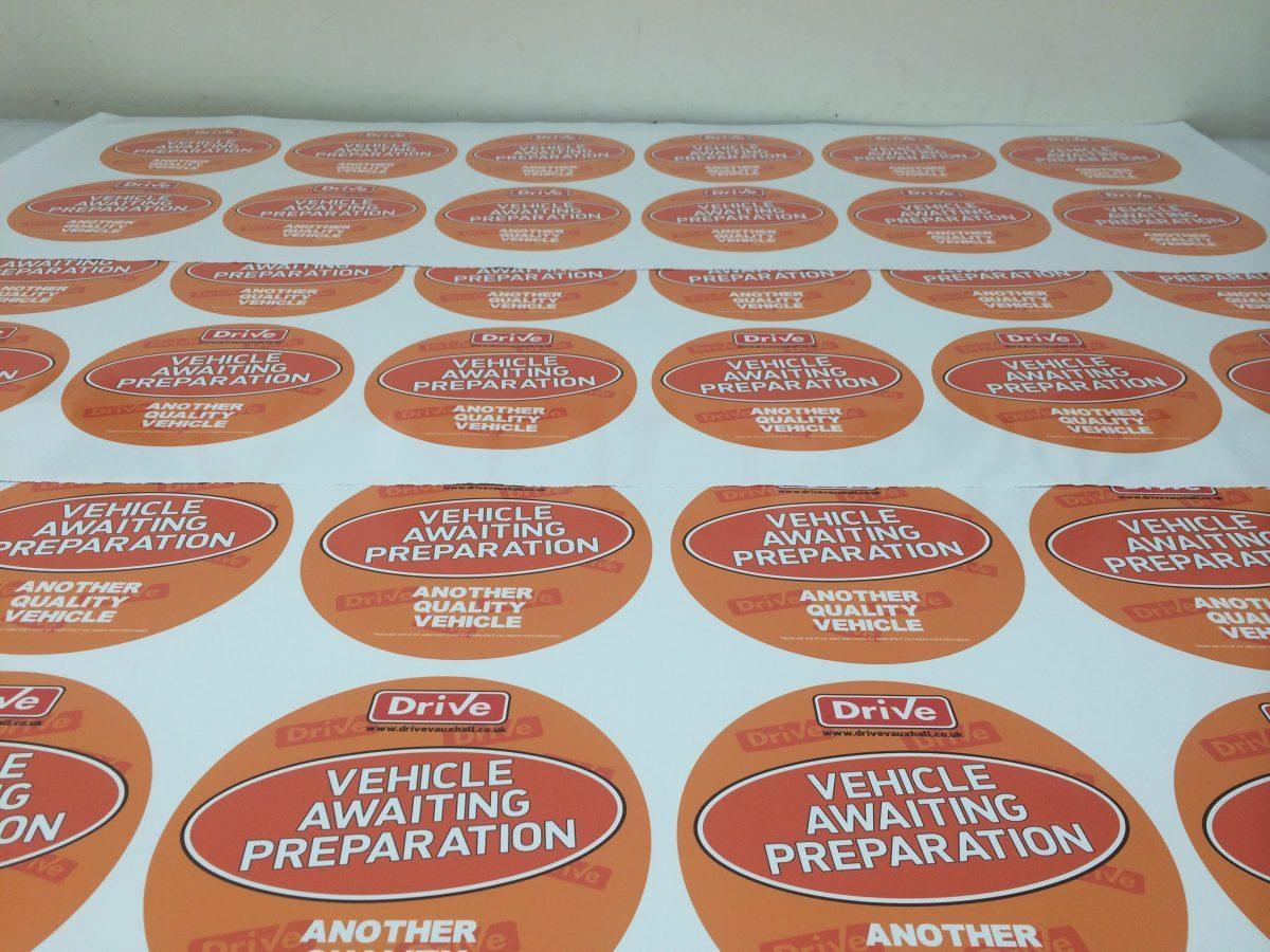 Drive Vauxhall Future Signs Weston Super Mare