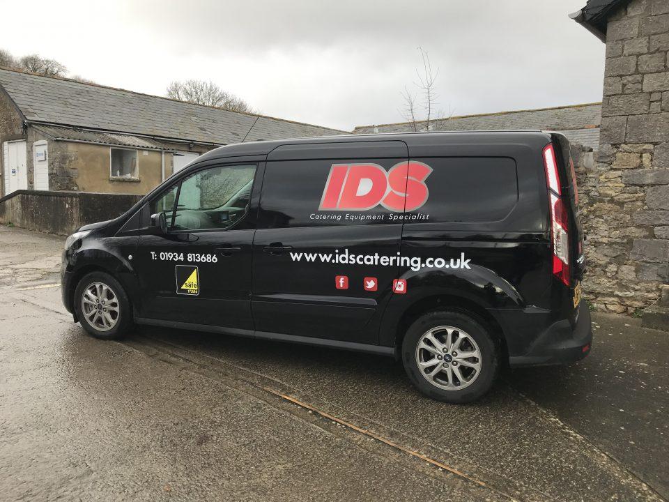 Ids Vehicle Graphics Future Signs Weston Super Mare